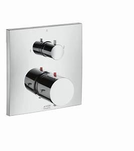 Hansgrohe Thermostat Unterputz : axor starck x brausearmaturen 2 verbraucher chrom art nr 10726000 ~ Frokenaadalensverden.com Haus und Dekorationen