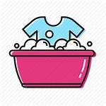 Washing Wash Clothes Icon Soap Cloth Hand