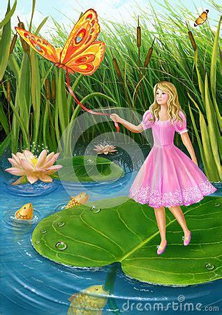 thumbelina stock images image