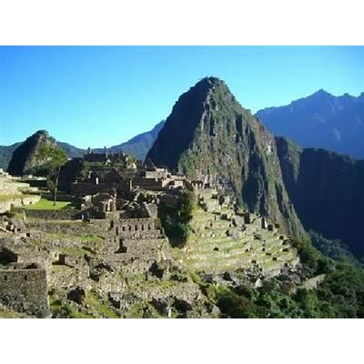 Machu Picchu - Picture of Huayna