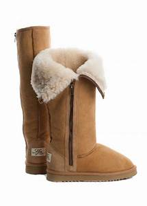 from australia zip sheepskin boots lfa boots