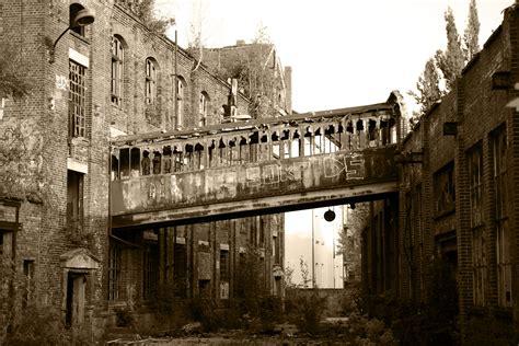 Alte Fabrik In Leipziggohlis Foto & Bild  Industrie Und