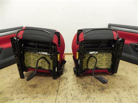 Opel Tigra Interni Opel Tigra B Twintop Sedili Sedile Sedili Tessuto