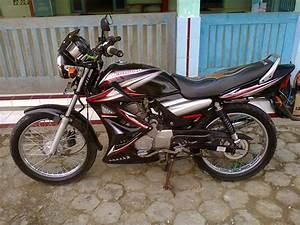 Honda Mega Pro Tahun 2005 Plus Fairing Yamaha Vixion