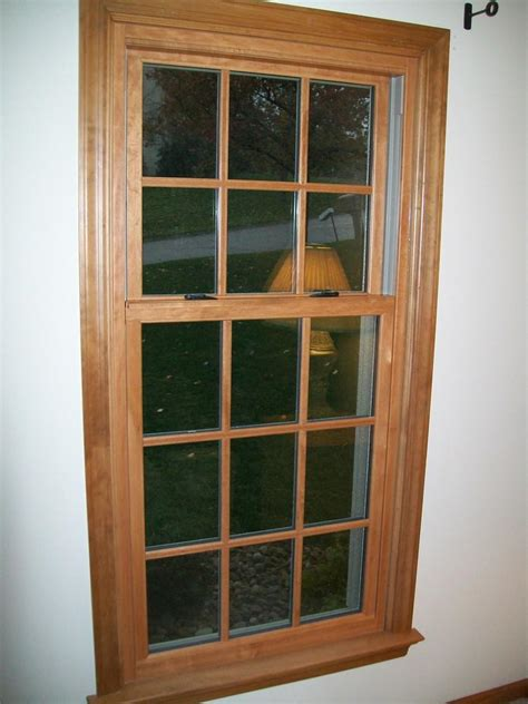 replacement windows replacement double hung windows  harrison city pa interior wood