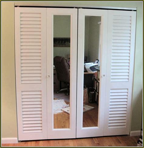 Cheap Mirrored Bifold Closet Doors Roselawnlutheran