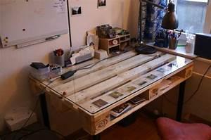 Schreibtisch Selbst Bauen : schreibtisch selber bauen 30 originelle vorschl ge ~ A.2002-acura-tl-radio.info Haus und Dekorationen