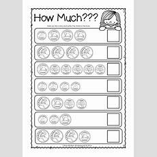 Canadian Money Worksheets  Printables  Kindergarten  Grade One  Grade Two  My Worksheets