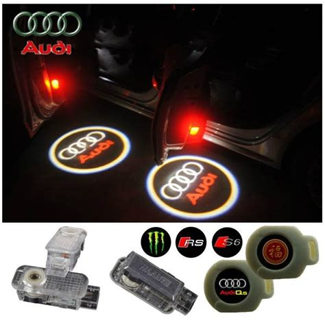 Led Lamp Buy Online by 2 X Latest Led Car Door Laser Projector Ghost Logo Shadow