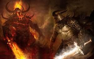 Good Vs Evil Animated Wallpaper - DesktopAnimated.com