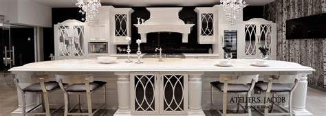 cuisine shabby chic style kitchen design cabinets ateliers jacob