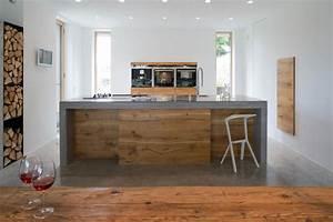 Küche Aus Beton : rustikale k chen bilder ideen f r rustikale landhausk chen aus holz k chenfinder magazin ~ Sanjose-hotels-ca.com Haus und Dekorationen
