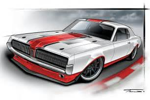 how to paint classic muscle cars hot rod network