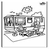 Caravan Summer Sorts Coloring Pages Category sketch template