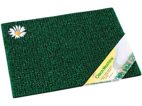 Green Doormat by Entrance Mats Welcome Entrance Mats