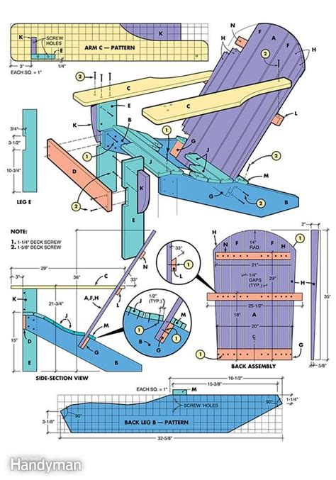 Big And Adirondack Chair Plans by Best 25 Adirondack Chair Plans Ideas On