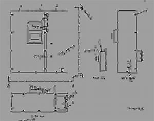 2080399 Harness As-wiring -jacket Water Heater - Engine - Generator Set Caterpillar 3412