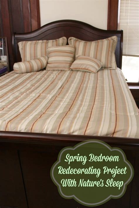 Spring Bedroom Redecorating Project  The Kid's Fun Review