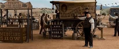Snake Oil Die Salesman Wild West Ways