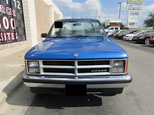 Used 1990 Dodge Dakota Convertible 3 9l V6 Bed Liner 5