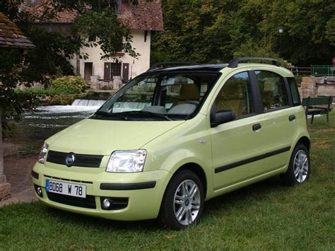 fiat panda 169 fiat panda technical specifications and fuel economy