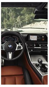 BMW 8 Series can over-the-air update from your smartphone