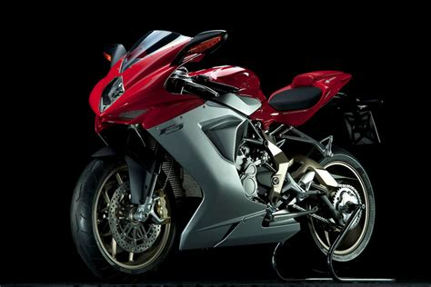 2012 Mv Agusta F3 675 Is A Computerized Crotch Rocket