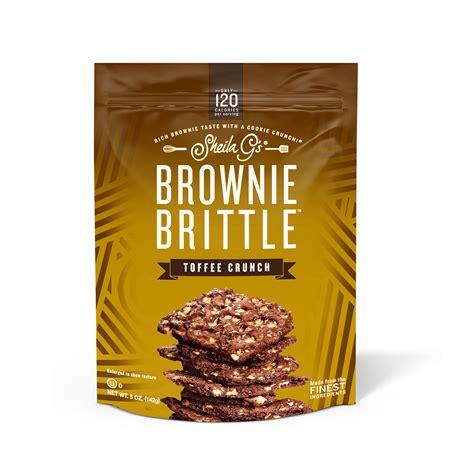 Sheila G's Brownie Brittle Toffee Crunch, 5 oz - Walmart ...