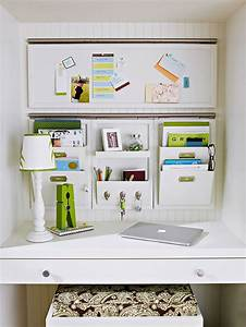 Clever home office organization ideas -Refurbished Ideas
