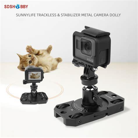 sunnylife mini stabilizer camera dolly bracket  goproosmo actioninsta sports camera