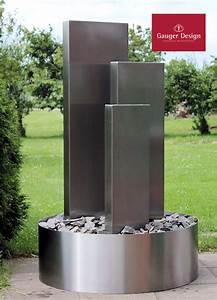 Wasserspiel Für Terrasse : edelstahlbrunnen enno 3 f r terrasse oder garten ~ Michelbontemps.com Haus und Dekorationen