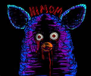 The devil is Furby