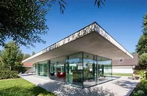 Pool House Toit Plat : 11 id es pour int grer un pool house moderne cot de ~ Melissatoandfro.com Idées de Décoration