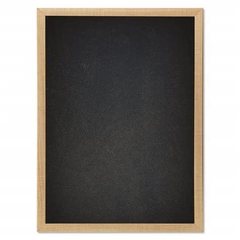 rectangular blackboard framed  signmaker