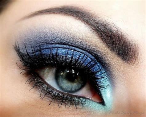 glamorous eye makeup ideas  dramatic