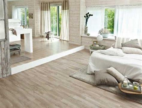 chambre en gris et blanc parquet blanc chambre parquet peint parquet lumire du