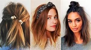 Coiffure Femme Mi Long : coiffure mi longue t ~ Melissatoandfro.com Idées de Décoration
