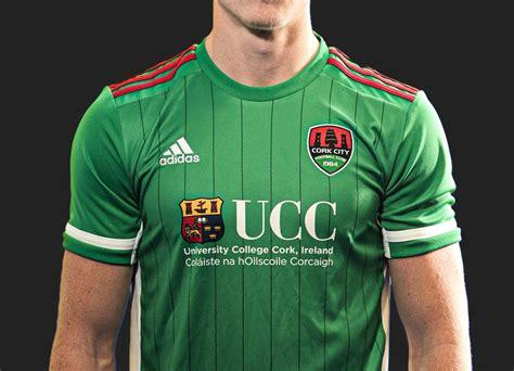 Cork City 2021 Adidas Home Kit | 20/21 Kits | Football ...