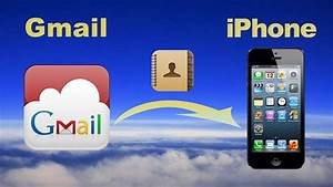Synchroniser Contact Iphone : sync gmail contacts how to import google contacts to iphone 6 5s 5c or iphone contacts to gmail ~ Medecine-chirurgie-esthetiques.com Avis de Voitures