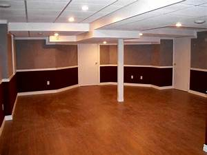 How to finish low basement ceiling ideas jeffsbakery for Basement renovation ideas low ceiling