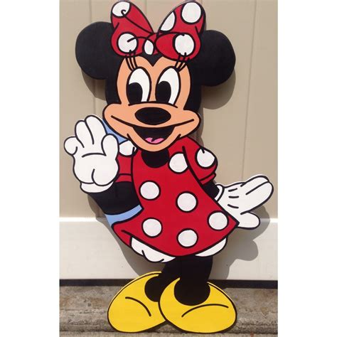 24 disney minnie mouse decoration mickey mouse