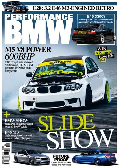 Performance Bmw Magazine Feature (dec 2012