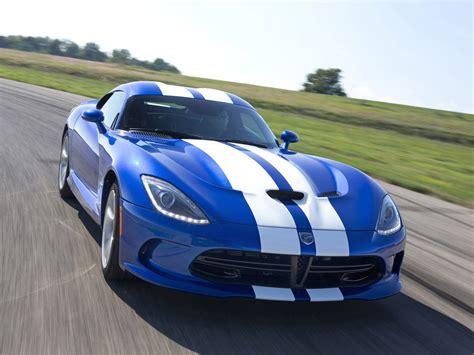 2018 Dodge Srt Viper Gts Launch Edition Auto Cars Concept