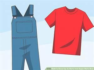 I Dress Up : how to dress up as mario from super mario bros 7 steps ~ Orissabook.com Haus und Dekorationen