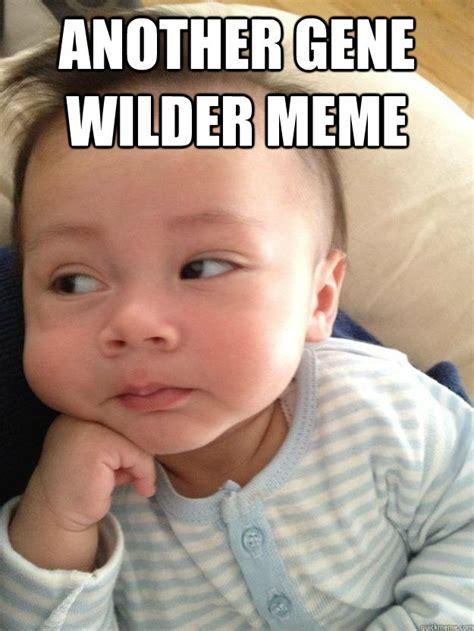 Meme Gene - another gene wilder meme boring quickmeme