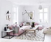 lovely office decor themes Lovely living room with rose quartz accents - Daily Dream ...
