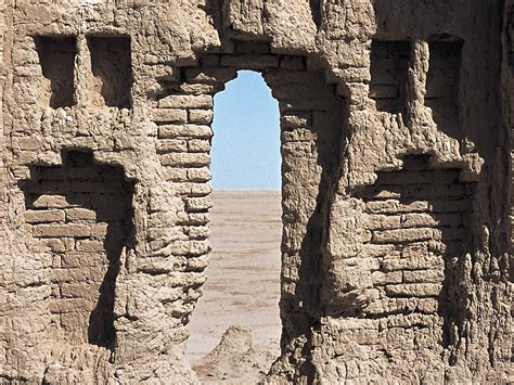 Discussion Wall Structures Of Earlyislamic Mudbrick