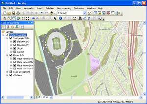 Mapping And Visualization In Arcgis Desktop U2014help