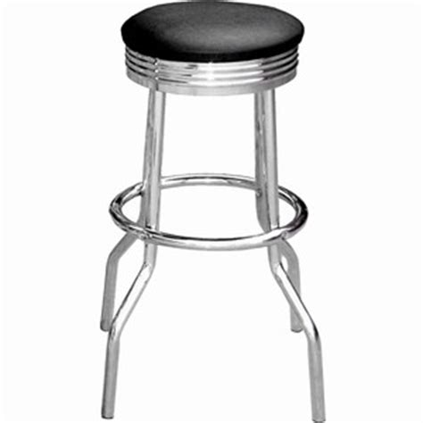 vintage chrome bar stools stoolsonline retro stools and tables for bars kitchens 6787