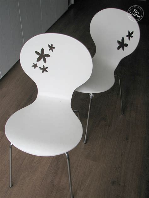 relooker chaise en bois relooker une chaise en bois bricobistro